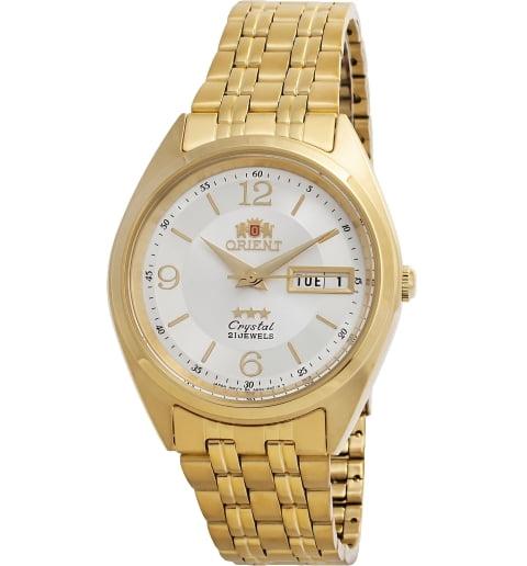 Недорогие мужские механические часы ORIENT AB0000CW (FAB0000CW9)