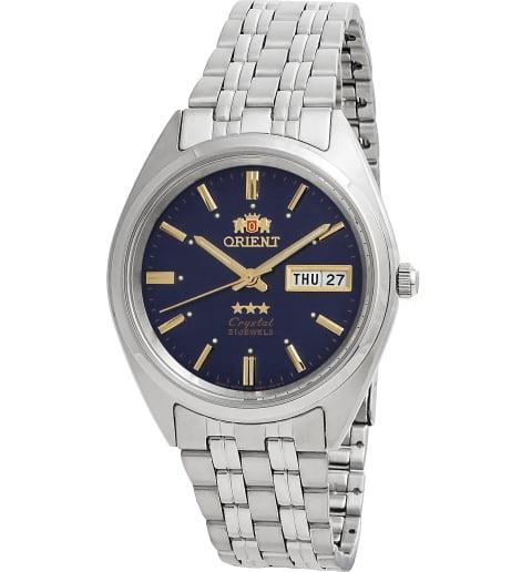 Недорогие мужские механические часы ORIENT AB0000DD (FAB0000DD9)