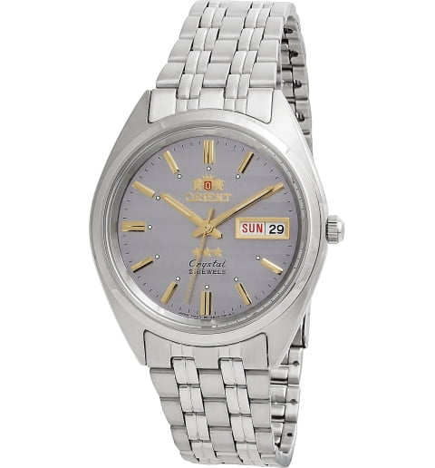 Недорогие мужские механические часы ORIENT AB0000DK (FAB0000DK9)