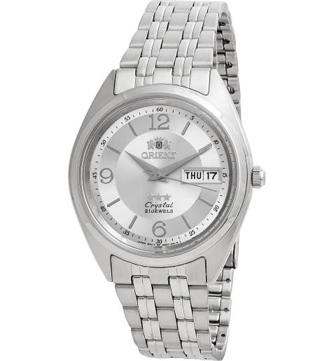 Недорогие мужские механические часы ORIENT AB0000EW (FAB0000EW9)
