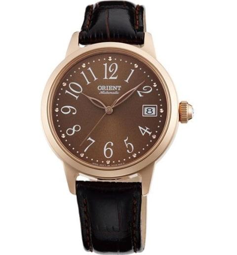 Женские часы ORIENT AC06001T (FAC06001T0) с камнями
