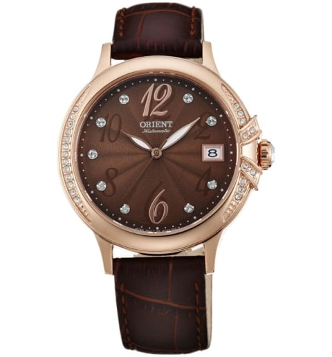 Женские часы ORIENT AC07001T (FAC07001T0) с камнями