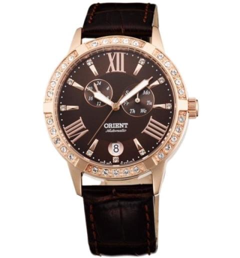 Женские часы ORIENT ET0Y001T (FET0Y001T0) с камнями