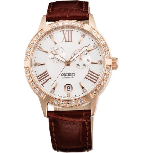 Женские часы ORIENT ET0Y002W (FET0Y002W0) с камнями