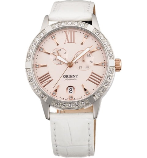 Женские часы ORIENT ET0Y003Z (FET0Y003Z0) с камнями
