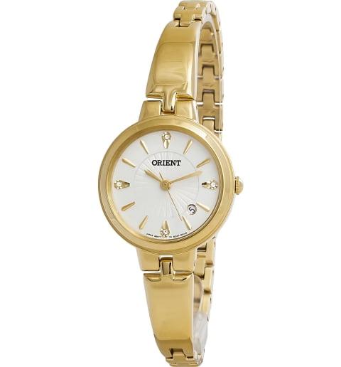 Женские часы ORIENT SZ40003W (FSZ40003W0) с камнями