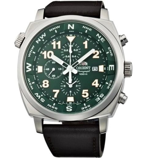 Часы ORIENT TT17004F (FTT17004F0) для плавания
