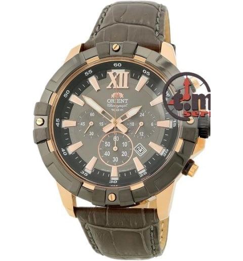 Часы ORIENT TW03005A (FTW03005A0) для плавания