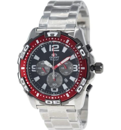 Часы ORIENT TW05001B (FTW05001B0) для плавания