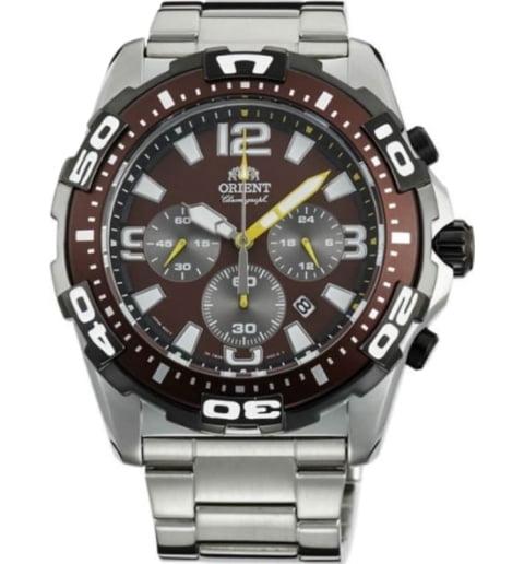 Часы ORIENT TW05002T (FTW05002T0) для плавания