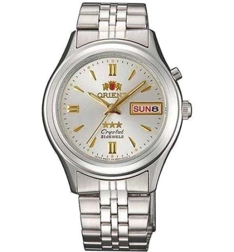 Недорогие мужские механические часы Orient FEM0301WW