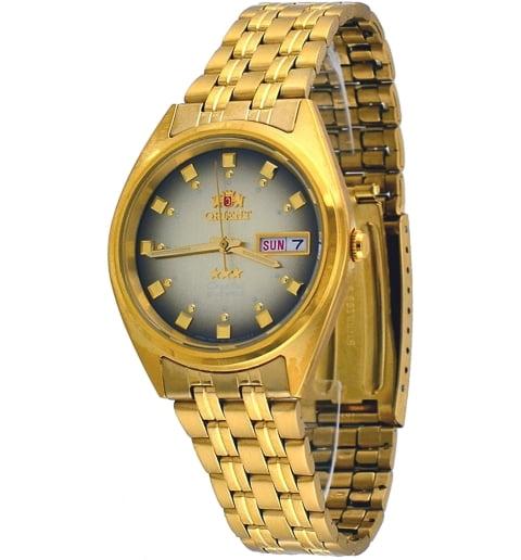 Недорогие мужские механические часы Orient FAB00001P