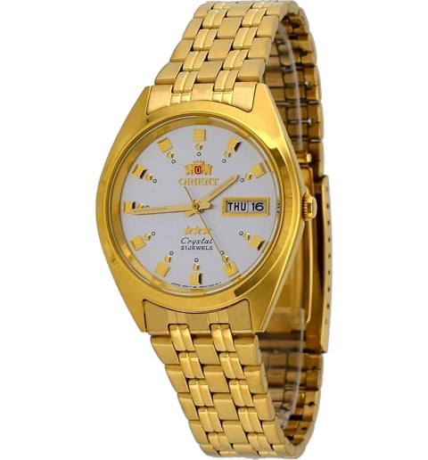 Недорогие мужские механические часы Orient FAB00001W