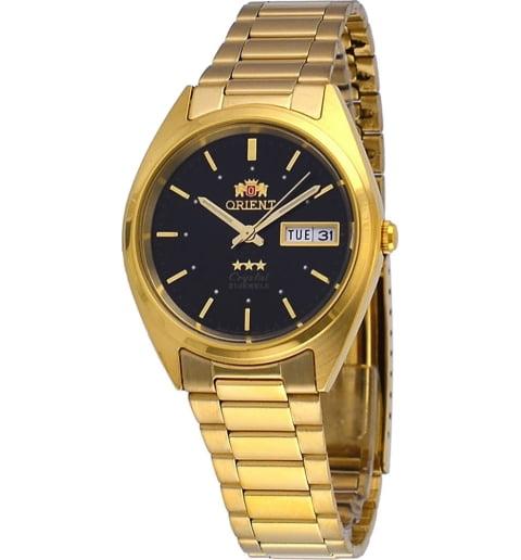 Недорогие мужские механические часы Orient FAB00002B