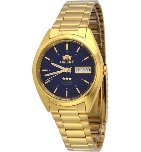 Недорогие мужские механические часы Orient FAB00002D