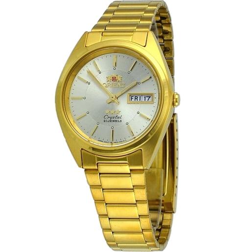 Недорогие мужские механические часы Orient FAB00004C