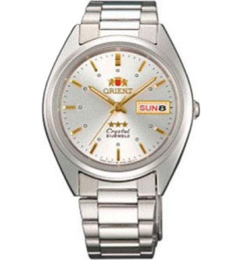 Недорогие мужские механические часы Orient FAB00005W
