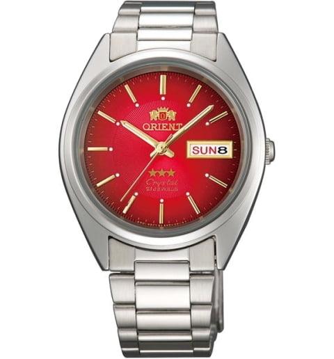 Недорогие мужские механические часы Orient FAB00006H