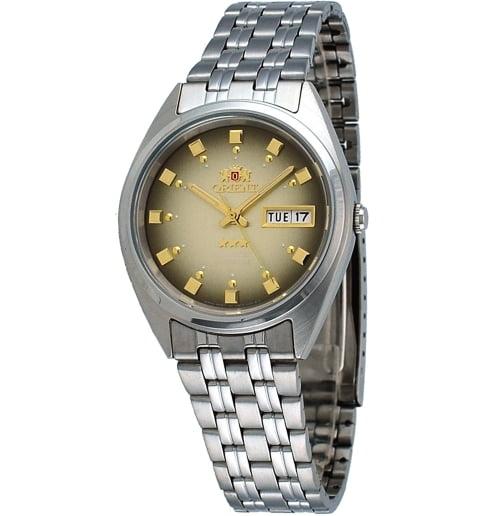 Недорогие мужские механические часы Orient FAB00009P