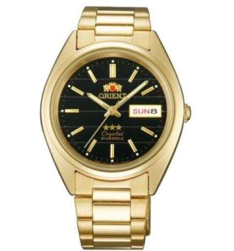 Недорогие мужские механические часы Orient FAB0000BB