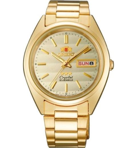 Недорогие мужские механические часы Orient FAB0000BC