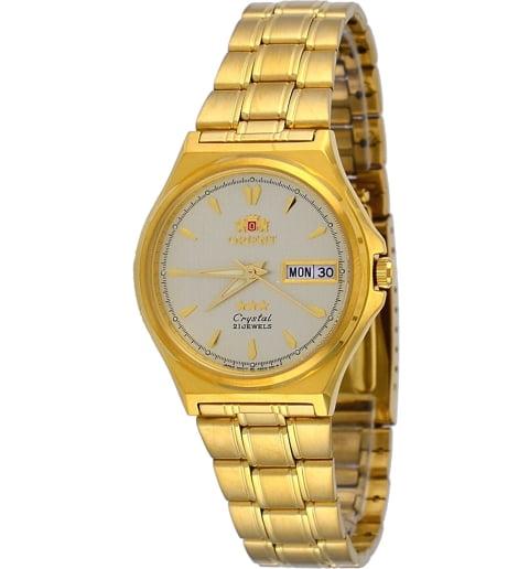 Недорогие мужские механические часы Orient FAB02002C
