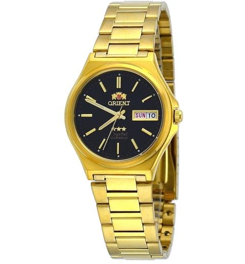 Недорогие мужские механические часы Orient FAB02003B
