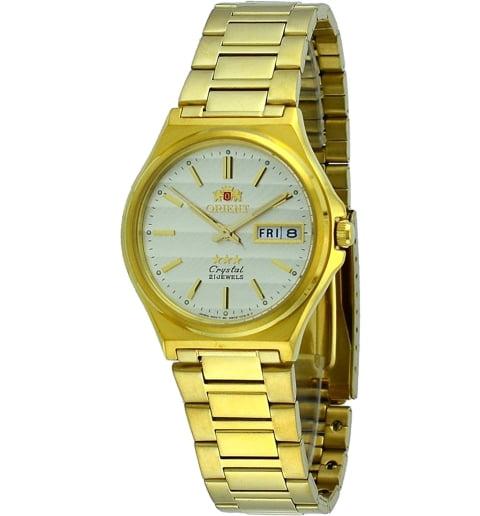 Недорогие мужские механические часы Orient FAB02003C