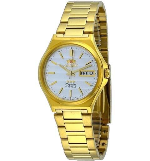 Недорогие мужские механические часы Orient FAB02003W
