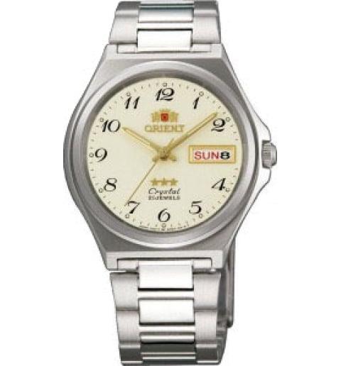 Недорогие мужские механические часы Orient FAB02004C