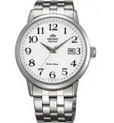 Недорогие мужские механические часы Orient FAB04003P