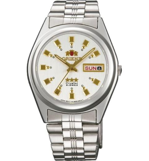 Недорогие мужские механические часы Orient FAB04003W