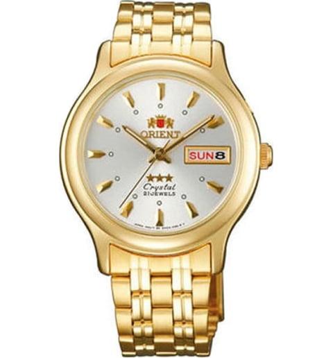 Недорогие мужские механические часы Orient FAB05004W