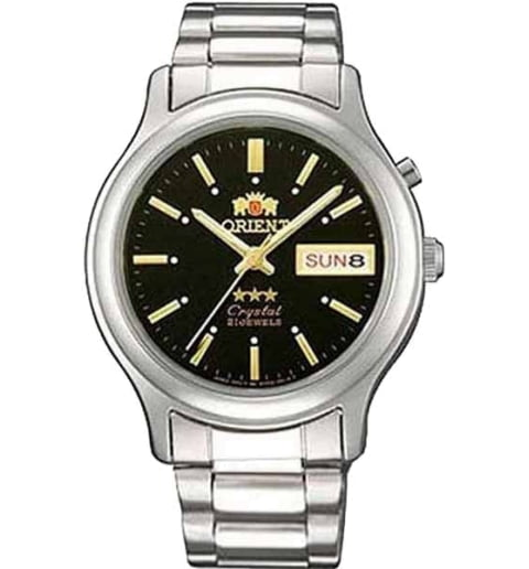 Недорогие мужские механические часы Orient FAB05006B