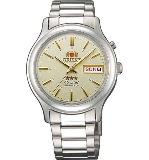 Недорогие мужские механические часы Orient FAB05006W