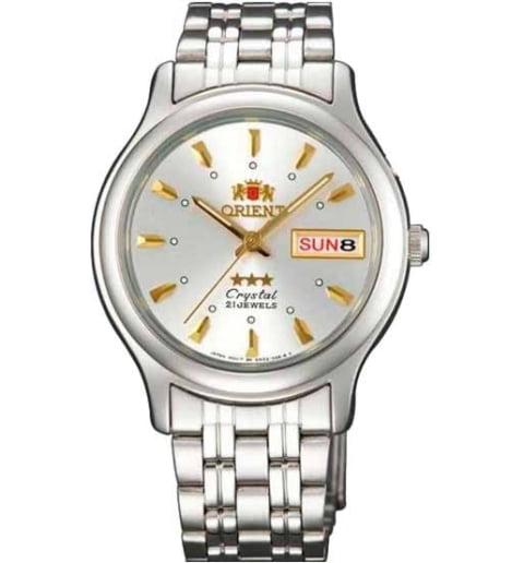 Недорогие мужские механические часы Orient FAB05007W