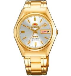 Недорогие мужские механические часы Orient FAB06002W