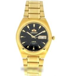 Недорогие мужские механические часы Orient FAB08005B