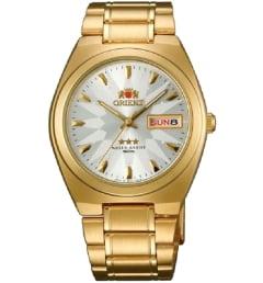 Недорогие мужские механические часы Orient FAB08005W