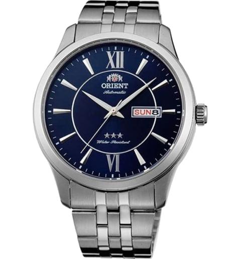 Недорогие мужские механические часы ORIENT AB0B001D (FAB0B001D0)