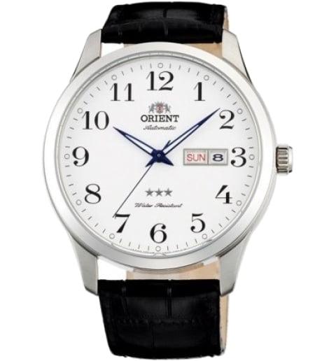 Недорогие мужские механические часы ORIENT AB0B004W (FAB0B004W0)