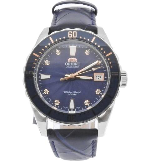 Женские часы ORIENT AC0A004D (FAC0A004D0) с камнями