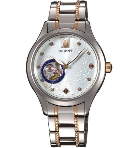 Женские часы ORIENT DB0A006W (FDB0A006W0) с камнями