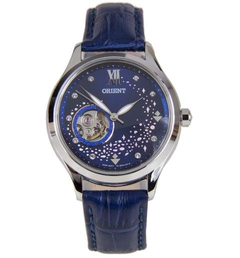 Женские часы ORIENT DB0A009D (FDB0A009D0) с камнями