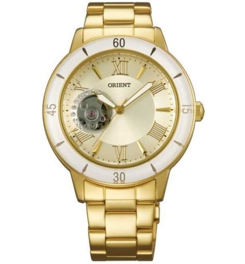 Женские часы ORIENT DB0B003S (FDB0B003S0) с камнями