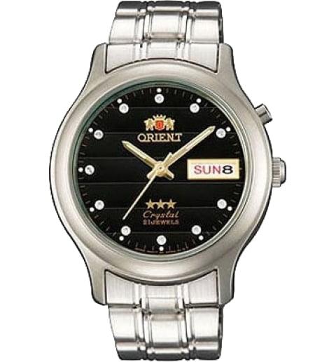 Недорогие мужские механические часы ORIENT EM02020B (FEM02020B9)