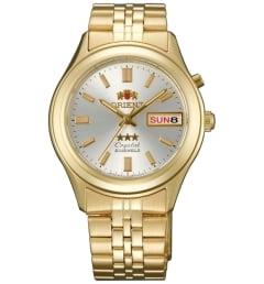 Недорогие мужские механические часы ORIENT EM0301MW (FEM0301MW9)