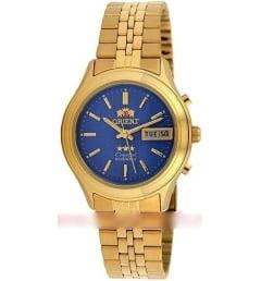 Недорогие мужские механические часы Orient FEM0301QD
