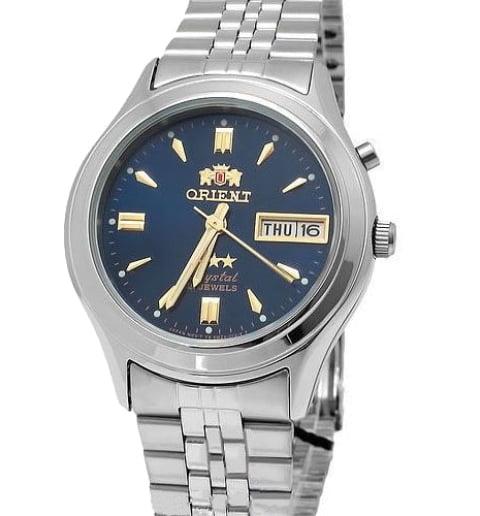 Недорогие мужские механические часы ORIENT EM0301WD (FEM0301WD9)