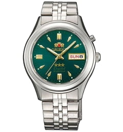 Недорогие мужские механические часы ORIENT EM0301WF (FEM0301WF9)